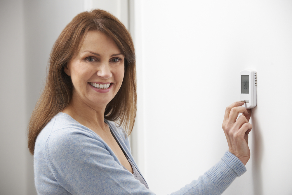 Temperature Control for Your Heating and air conditioning